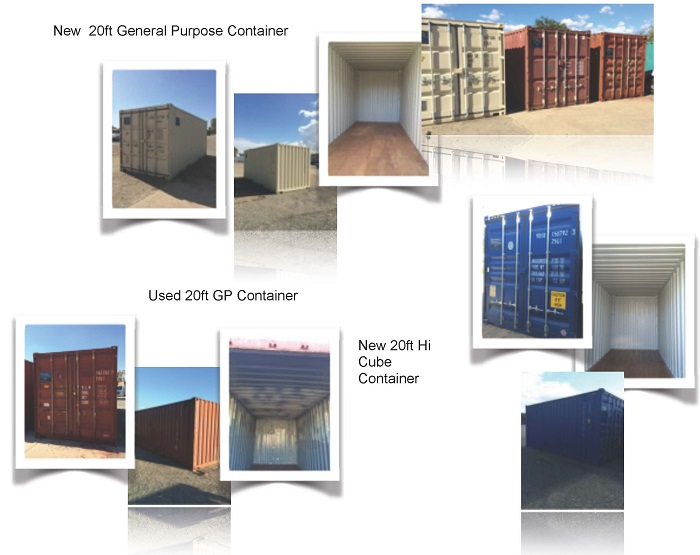 Types of Containers image 1